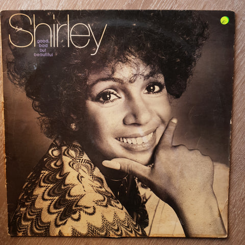Shirley Bassey - Good, Bad, But Beautiful - Vinyl LP - Opened  - Very-Good+ Quality (VG+) - C-Plan Audio