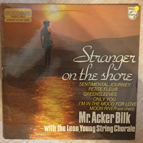 Acker Bilk ‎– Stranger On The Shore - Vinyl LP Record - Very-Good+ Quality (VG+) - C-Plan Audio
