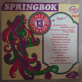 Springbok Hit Parade 13  - Vinyl LP - Opened  -  Good Condition (G) - C-Plan Audio
