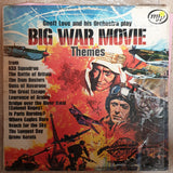 Geoff Love And His Orchestra ‎– Big War Movie Themes - Vinyl LP - Opened  - Very-Good+ Quality (VG+) (Vinyl Specials) - C-Plan Audio