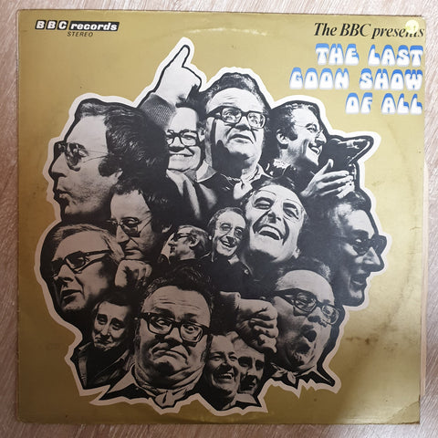 BBC Presents - The Goons - The Last Goon Show Of All -  Vinyl LP - Opened  - Very-Good+ Quality (VG+)