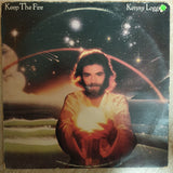 Kenny Loggins ‎– Keep The Fire -  Vinyl LP - Opened  - Very-Good+ Quality (VG+)