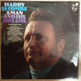 Harry Secombe ‎– A Man And His Dreams -  Vinyl LP - Opened  - Very-Good+ Quality (VG+)