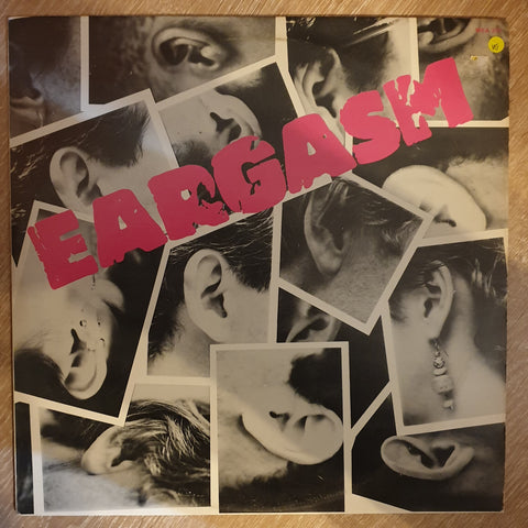 Eargasm - Original Artists - Rare Promotional Album -  Vinyl LP Record - Very-Good+ Quality (VG+)