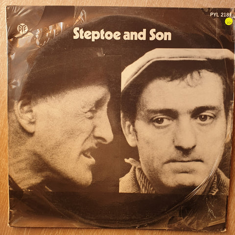 Steptoe And Son - Vinyl LP - Opened  - Very-Good+ Quality (VG+)