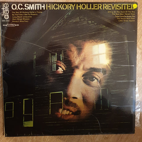 O.C. Smith ‎– Hickory Holler Revisited - Vinyl LP Record - Opened  - Very-Good+ Quality (VG+)
