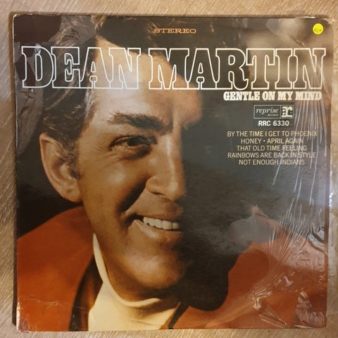 Dean Martin ‎– Gentle On My Mind - Vinyl Record - Opened  - Very-Good+ Quality (VG+)