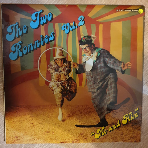The Two Ronnies - Vol 2 - Vinyl Record - Opened  - Very-Good+ Quality (VG+)