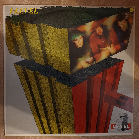 I-Level ‎– I-Level - Vinyl LP Record - Opened  - Very-Good+ Quality (VG+)