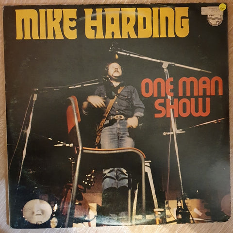 Mike Harding ‎– One Man Show - Double Vinyl LP  Record - Opened  - Very-Good+ Quality (VG+)