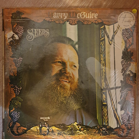 Barry McGuire ‎– Seeds - Vinyl LP  Record - Opened  - Very-Good+ Quality (VG+) - C-Plan Audio