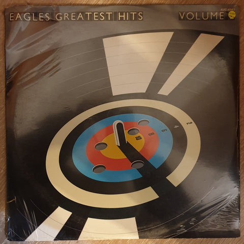 Eagles ‎– Eagles Greatest Hits Volume 2 - Vinyl LP - Sealed