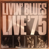 Livin' Blues ‎– Live '75 -  Vinyl LP - Sealed