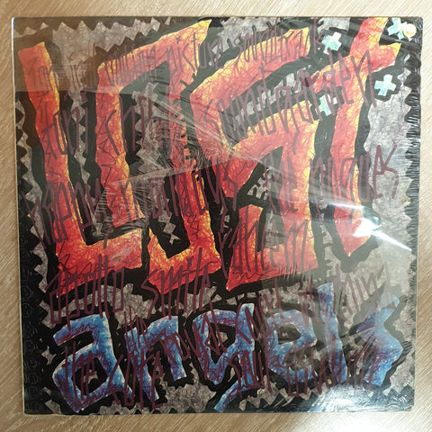 Lost Angels Original Motion Picture Soundtrack - Original Artists - Vinyl LP - Sealed