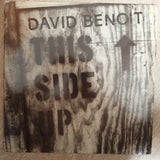 David Benoit ‎– This Side Up - Vinyl LP  Record - Opened  - Very-Good+ Quality (VG+) - C-Plan Audio