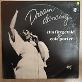 Ella Fitzgerald & Cole Porter ‎– Dream Dancing - Vinyl LP  Record - Opened  - Very-Good+ Quality (VG+) - C-Plan Audio