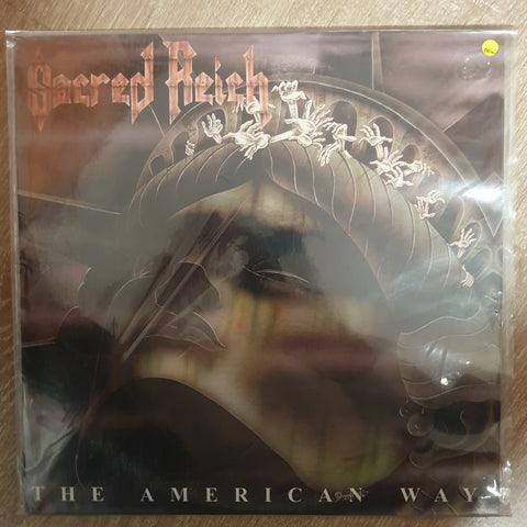 Sacred Reich - The American Way - Vinyl LP - Sealed - C-Plan Audio