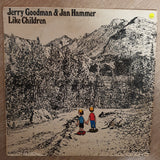 Jerry Goodman & Jan Hammer ‎– Like Children - Vinyl LP Record - Very-Good+ Quality (VG+) - C-Plan Audio