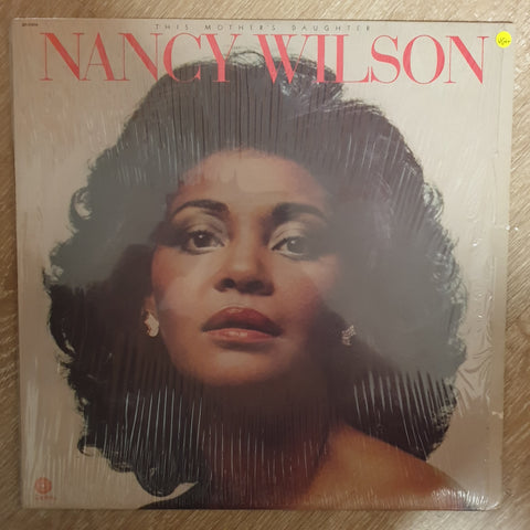 Nancy Wilson ‎– This Mother's Daughter ‎–- Vinyl LP Record - Very-Good+ Quality (VG+) - C-Plan Audio