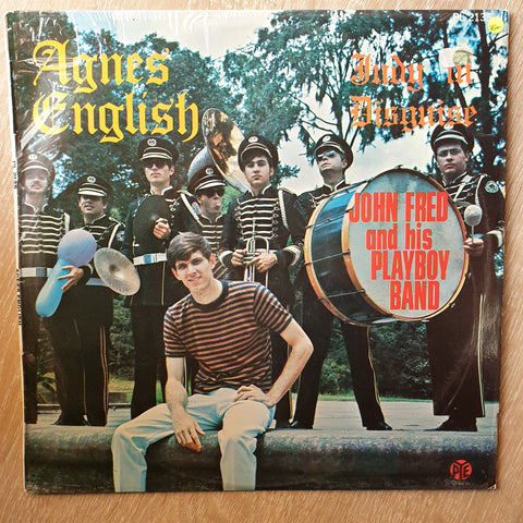 John Fred And His Playboy Band – Agnes English - Vinyl LP Record - Opened  - Very-Good+ Quality (VG+)