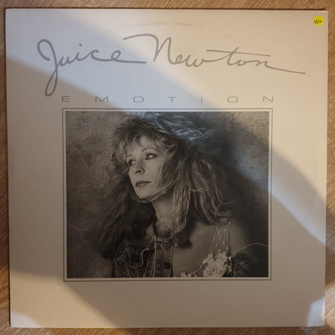 Juice Newton ‎– Emotion - Vinyl LP Record - Very-Good+ Quality (VG+)