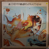Dire Straits - Alchemy Dire Straits Live - Double Vinyl LP Record - Opened  - Very-Good Quality (VG) - C-Plan Audio