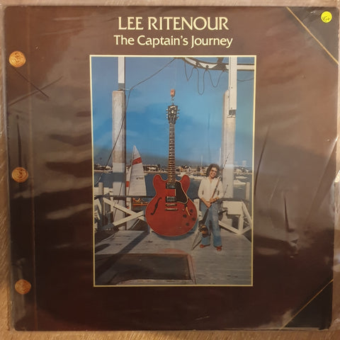 Lee Ritenour ‎– The Captain's Journey - Vinyl LP - Opened  - Very-Good+ Quality (VG+)