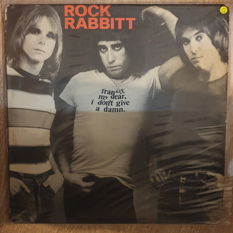 Rabbitt ‎– Rock Rabbitt  ‎- Vinyl LP Record - Opened  - Very-Good- Quality (VG-)