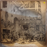 Jethro Tull - Minstrel In The Gallery (UK) - Vinyl LP Record - Opened  - Very-Good+ Quality (VG+)