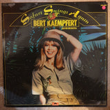 Bert Kaempfert & His Orchestra ‎– Safari Swings Again - Vinyl LP Record - Very-Good+ Quality (VG+) - C-Plan Audio