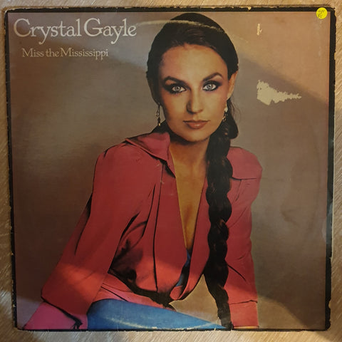 Crystal Gale - Meet The Mississippi - Vinyl LP Record - Opened  - Very-Good Quality (VG)