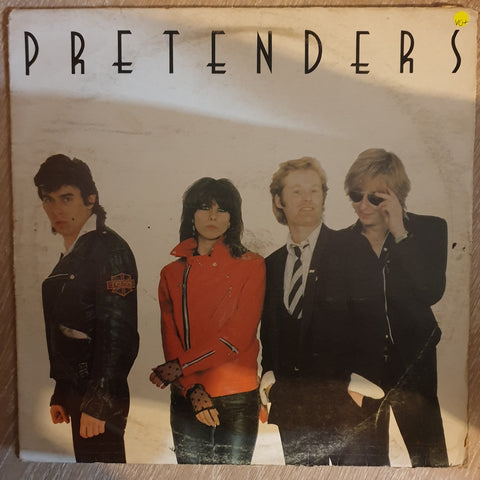 Pretenders - Pretenders - Vinyl LP - Opened  - Very-Good+ Quality (VG+) - C-Plan Audio