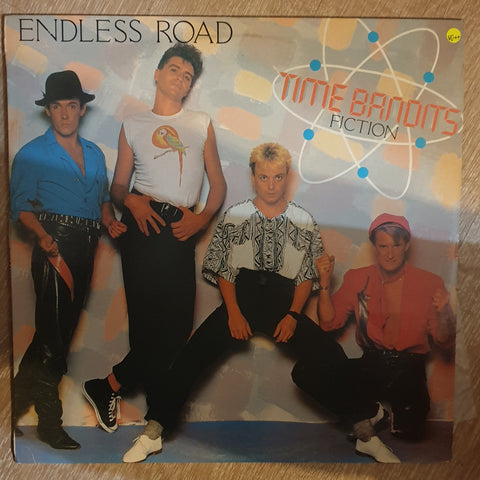 Time Bandits ‎– Fiction - Vinyl LP Record - Very-Good+ Quality (VG+) - C-Plan Audio