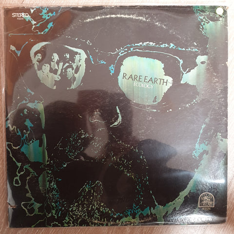 Rare Earth ‎– Ecology  - Vinyl LP Record - Very-Good+ Quality (VG+)