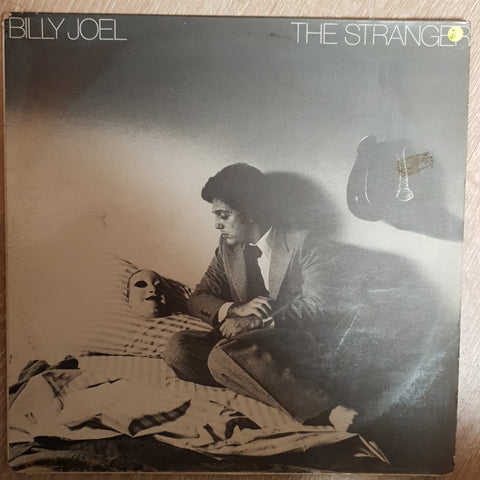 Billy Joel - The Stranger - Vinyl LP Record - Opened  - Very-Good+ Quality (VG+) - C-Plan Audio