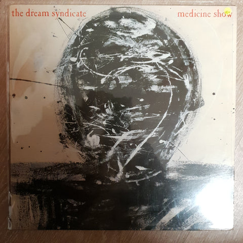 The Dream Syndicate ‎– Medicine Show - Vinyl Record - Very-Good+ Quality (VG+)
