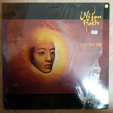 Uli Roth, Electric Sun ‎– Beyond The Astral Skies - Vinyl Record - Very-Good+ Quality (VG+)