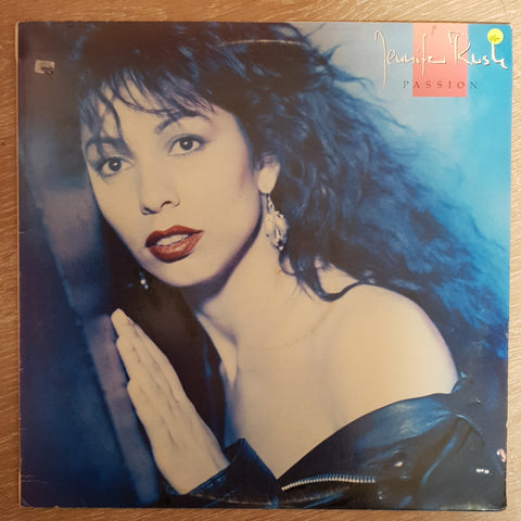 Jennifer Rush - Passion - Vinyl LP - Opened  - Very-Good+ Quality (VG+) - C-Plan Audio