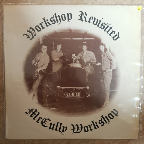 McCully Workshop ‎– Workshop Revisited - Vinyl LP Record - Opened  - Very-Good Quality (VG)