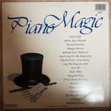 Piano Magic - Various - Vinyl LP Record - Opened  - Very-Good Quality (VG) - C-Plan Audio