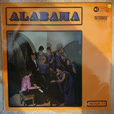 Alabama - Revie '71 - Die Alanama Studentgeselskap  Van Die Potchefstroomse Universiteit-  Johan Van Rensburg - Vinyl LP Record - Opened  - Very-Good+ Quality (VG+) - C-Plan Audio