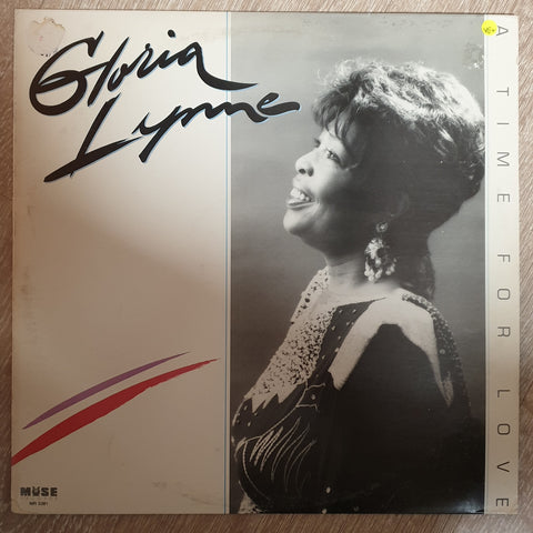 Gloria Lynne ‎– A Time For Love - Vinyl LP Record - Very-Good+ Quality (VG+)