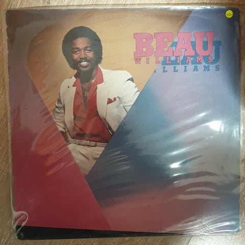 Beau Williams ‎– Beau Williams - Vinyl LP Record - Very-Good+ Quality (VG+)