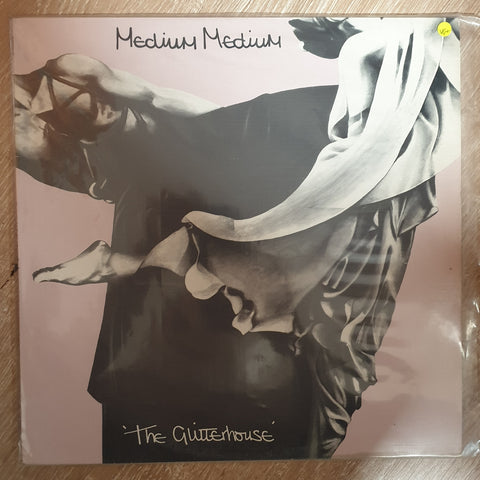 Medium Medium ‎– The Glitterhouse - Vinyl LP Record - Very-Good+ Quality (VG+)