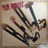 Paul Collins' Beat ‎– The Kids Are The Same - Vinyl LP Record - Very-Good+ Quality (VG+) - C-Plan Audio