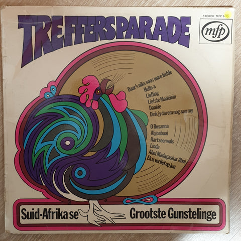 Treffersparade Vol 1 - Vinyl LP Record - Opened  - Very-Good Quality (VG)