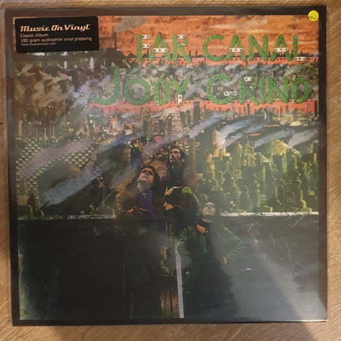 Jody Grind ‎– Far Canal - 180g Audiophile Pressing - Vinyl LP - Sealed