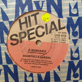 "Mahotella Queeens - O Boshako/Ke MMarona - Vinyl 7"" Record - Opened  - Good+ Quality (G+) - C-Plan Audio"