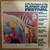 In Performance At The Playboy Jazz Festival - Double Vinyl LP Record - Opened  - Very-Good+ Quality (VG+) - C-Plan Audio