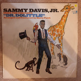 "Sammy Davis Jr. ‎– Sings The Complete ""Dr. Dolittle"" - Vinyl Record - Opened  - Very-Good+ Quality (VG+) - C-Plan Audio"